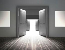 不锈钢入户门大门