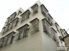 广州出租屋防盗门和防盗网安装工程  FDW-004
