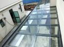 铝合金玻璃雨棚