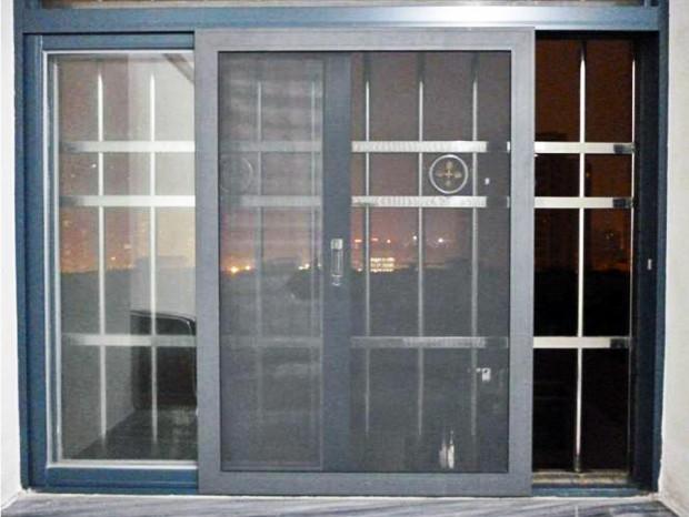 铝合金纱窗 MC-043