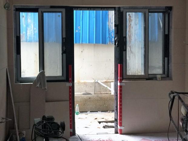 二沙岛别墅豪华推拉窗(德国进口系统,防蚊纱窗) MC-028