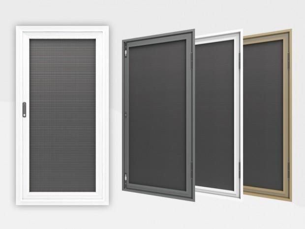 彩色铝纱窗 MC-051
