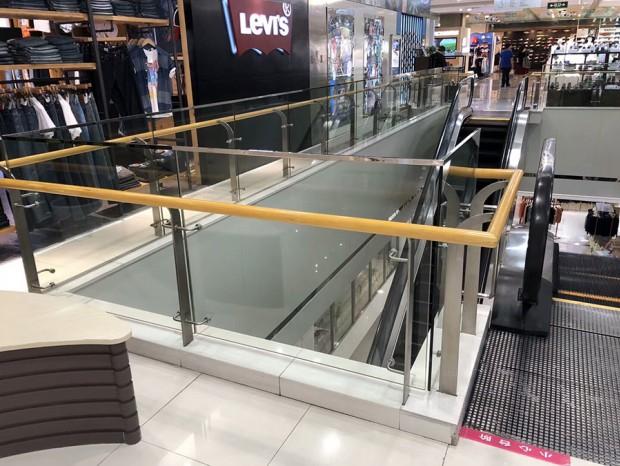 商场栏杆扶手 LG-038