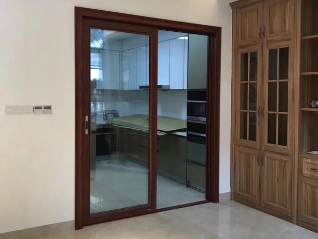 南沙棕榈水岸别墅全屋门窗和阳光房 MC-081