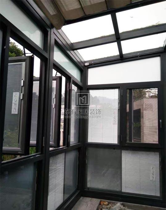 铝合金别墅阳光房 MC-024