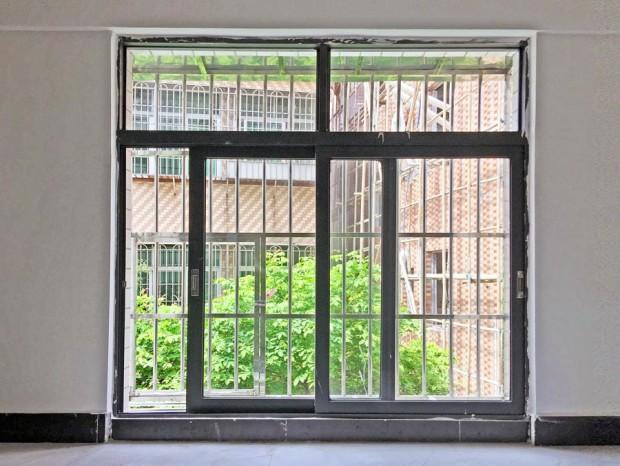 芳村杜家巷铝合金推拉窗 MC-021