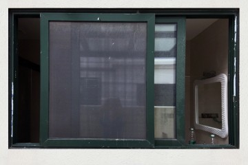 二沙岛别墅铝合金纱窗 MC-023