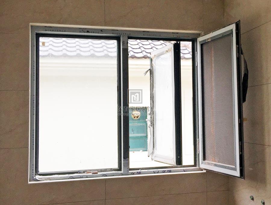 二沙岛别墅豪华铝合金窗 MC-027