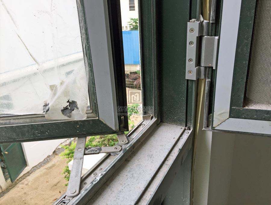 二沙岛别墅平开窗(进口HOPO系统,窗纱一体化) MC-027