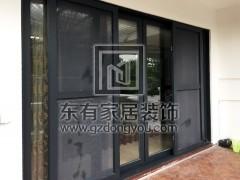 凤凰城豪华铝合金门 MC-015