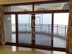 广州江山帝景铝合金门窗 MC-013