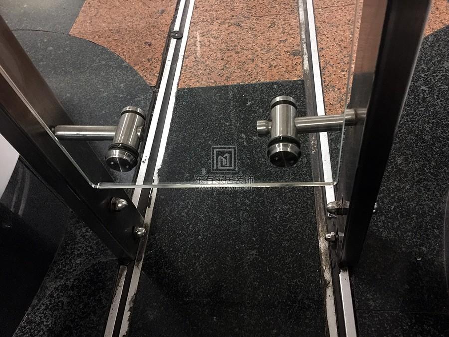 不锈钢楼梯玻璃扶手