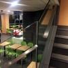 广州M记安装不锈钢玻璃楼梯扶手 FS-016