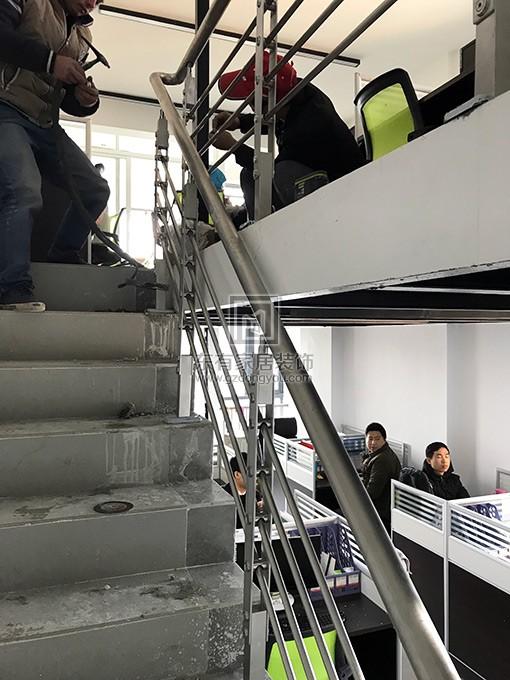 光宝路融达商业中心冯先生不锈钢楼梯扶手 FS-032