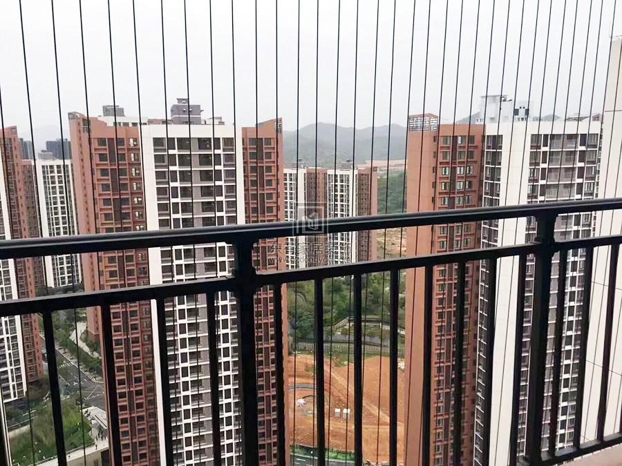 阳台护栏怎样正确选择