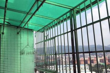 世纪绿洲阳台栏杆加装防盗网 FDW-010