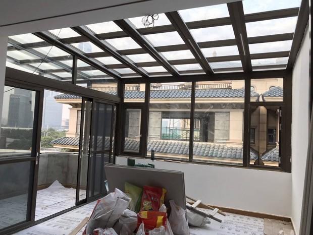 琶洲壹号阳光房门窗 MC-062