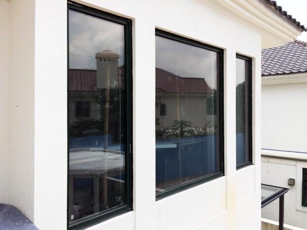 二沙岛铝合金固定窗、平开窗、推拉门 MC-036
