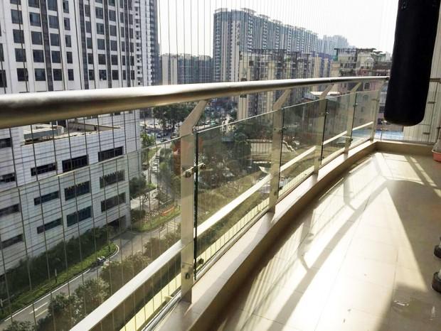 和平家园高小姐阳台栏杆 LG-025