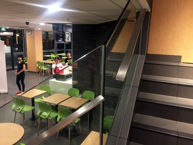 不锈钢楼梯扶手 FS-016