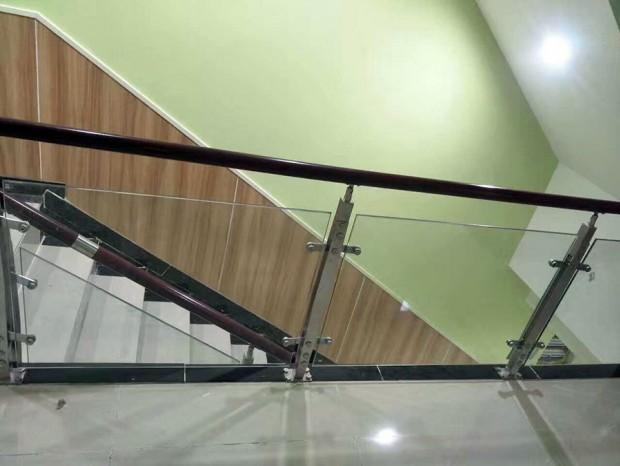 PVC仿木楼梯扶手 FS-004