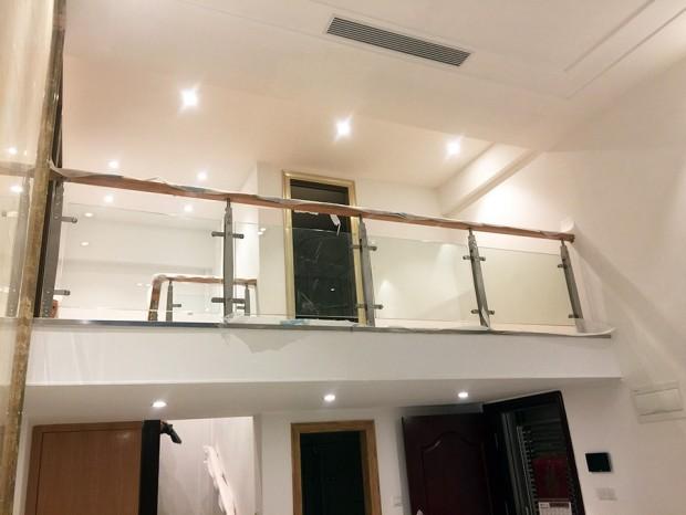 文德先生复式楼梯扶手改造 FS-002