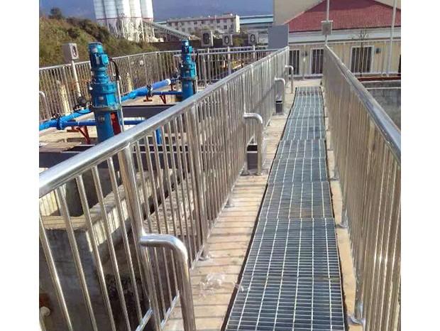 厂区设备不锈钢安全护栏 LG-047