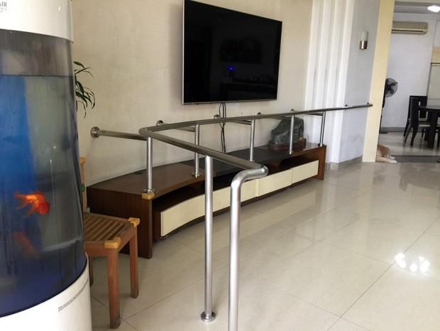 老人家室内安装不锈钢扶手 FS-038
