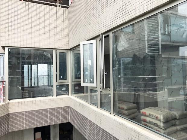 亿泉尚园黄先生铝合金窗 MC-097