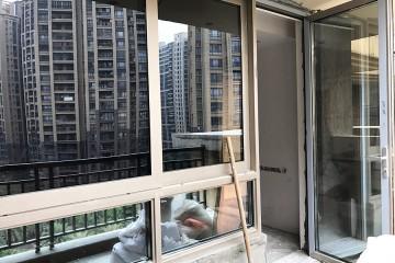 金沙洲江悦湾陈先生家铝合金门窗 MC-095