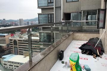 亿泉尚园黄先生阳台护栏 LG-054