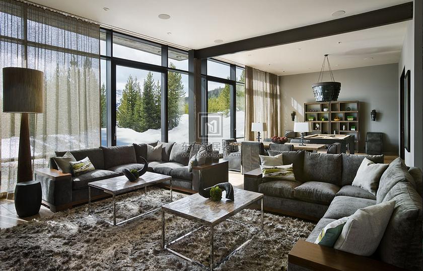 房屋重新装修,门窗安装摆放的正确方法。000