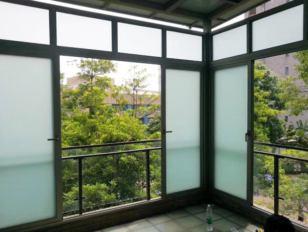 阳光房+全屋铝合金门窗 MC-101