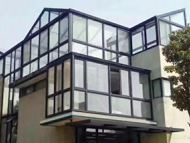 别墅玻璃阳光房 MC-105