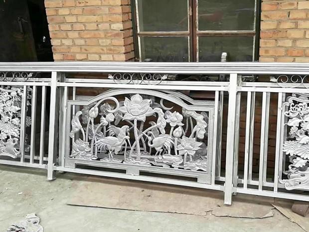 小区围栏安装 LG-058