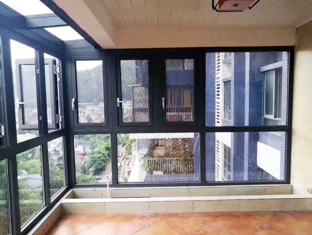 铝合金窗封阳台 MC-109
