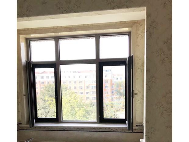 德系别墅门窗、纱窗纱门  MC-116