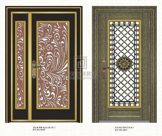 几种不锈钢门的安装方法
