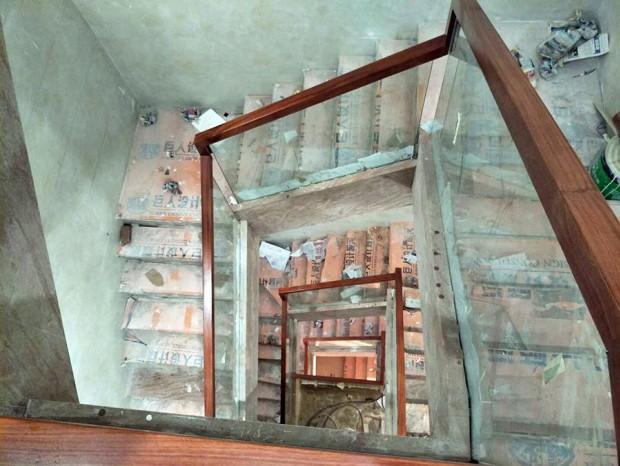玻璃楼梯扶手 FS-060