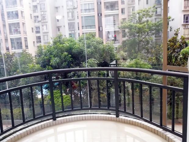 不锈钢烤漆阳台护栏 LG-072