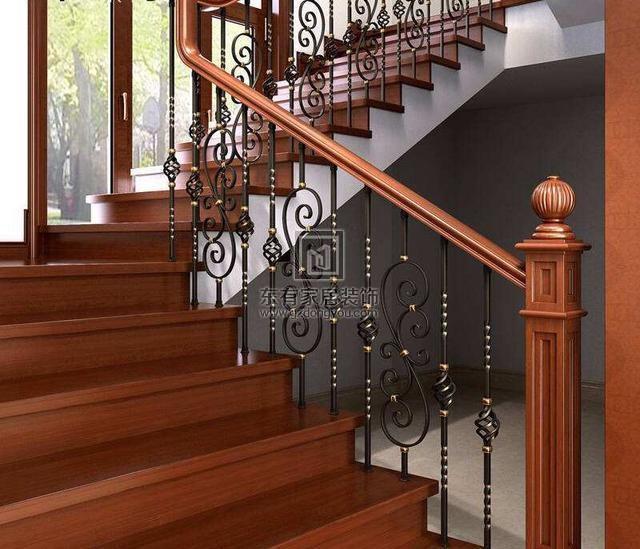 楼梯扶手怎么装修才好呢