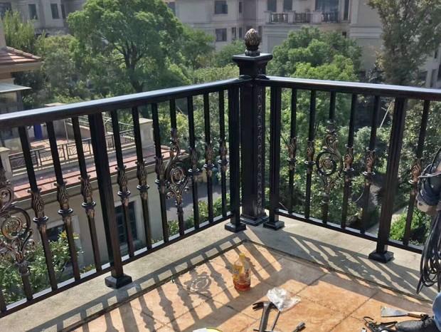 别墅围栏与庭院门 DM-021