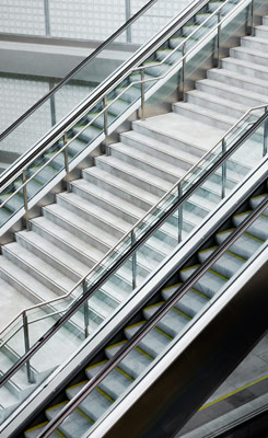 不锈钢工程楼梯