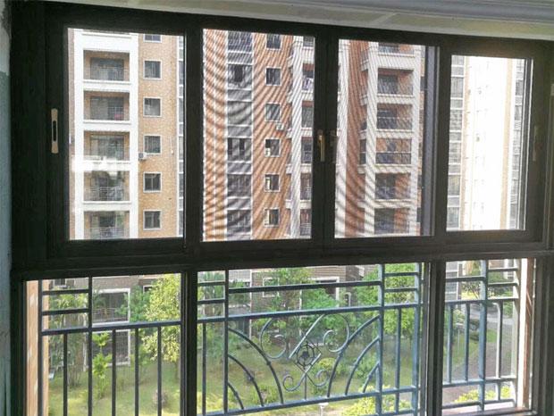 海力花园全屋门窗安装 MC-132