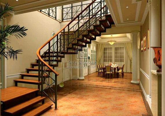 别墅装修楼梯应该注意什么