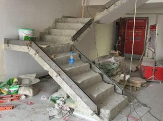 海滨花复式楼梯扶手