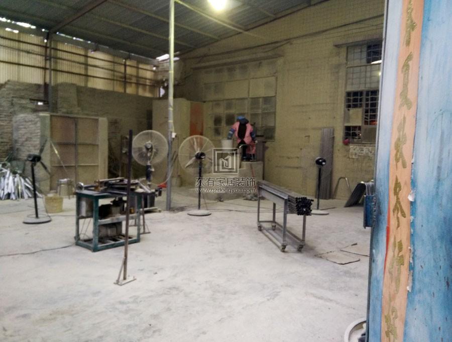 不锈钢栏杆配件厂家加工制作过程