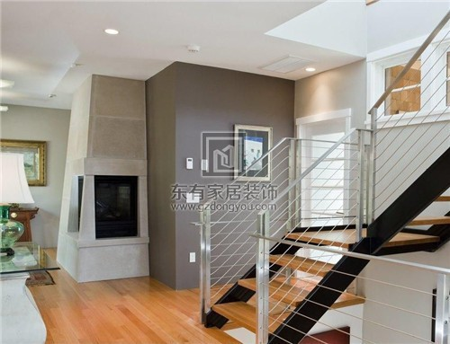 楼梯方位最好设置在哪里