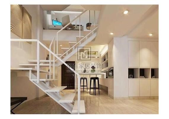跃层楼梯装修5大注意事项