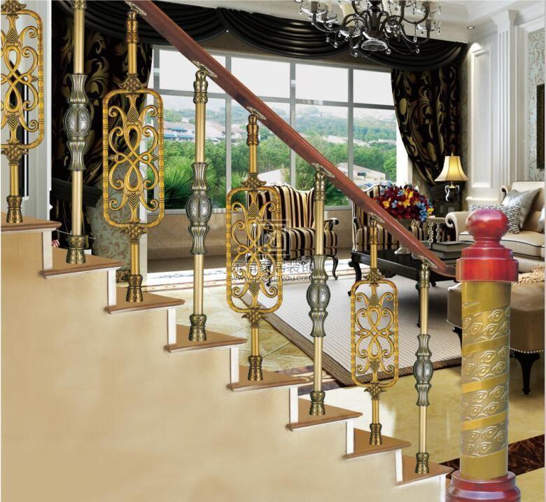 铝合金楼梯工程流程主要是安装预埋件-放线-安装立柱-扶手与立柱连接-打磨抛光
